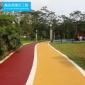 佛山南海 彩色透水混凝土路面施工及��r 透水混凝土路面�z�Y料