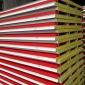 南通外墙保温岩棉夹芯板 防火隔热岩棉板可按客户要求定制 博润建筑钢品有限公司